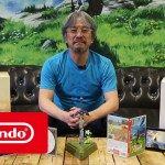 Eiji Aonuma unboxes the European Special Edition of Breath of the Wild