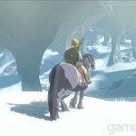 Spoilers: New Breath of the Wild screens reveal new boss and returning character