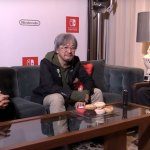 Miyamoto and Aonuma talk about Link's character and exploration in Breath of the Wild