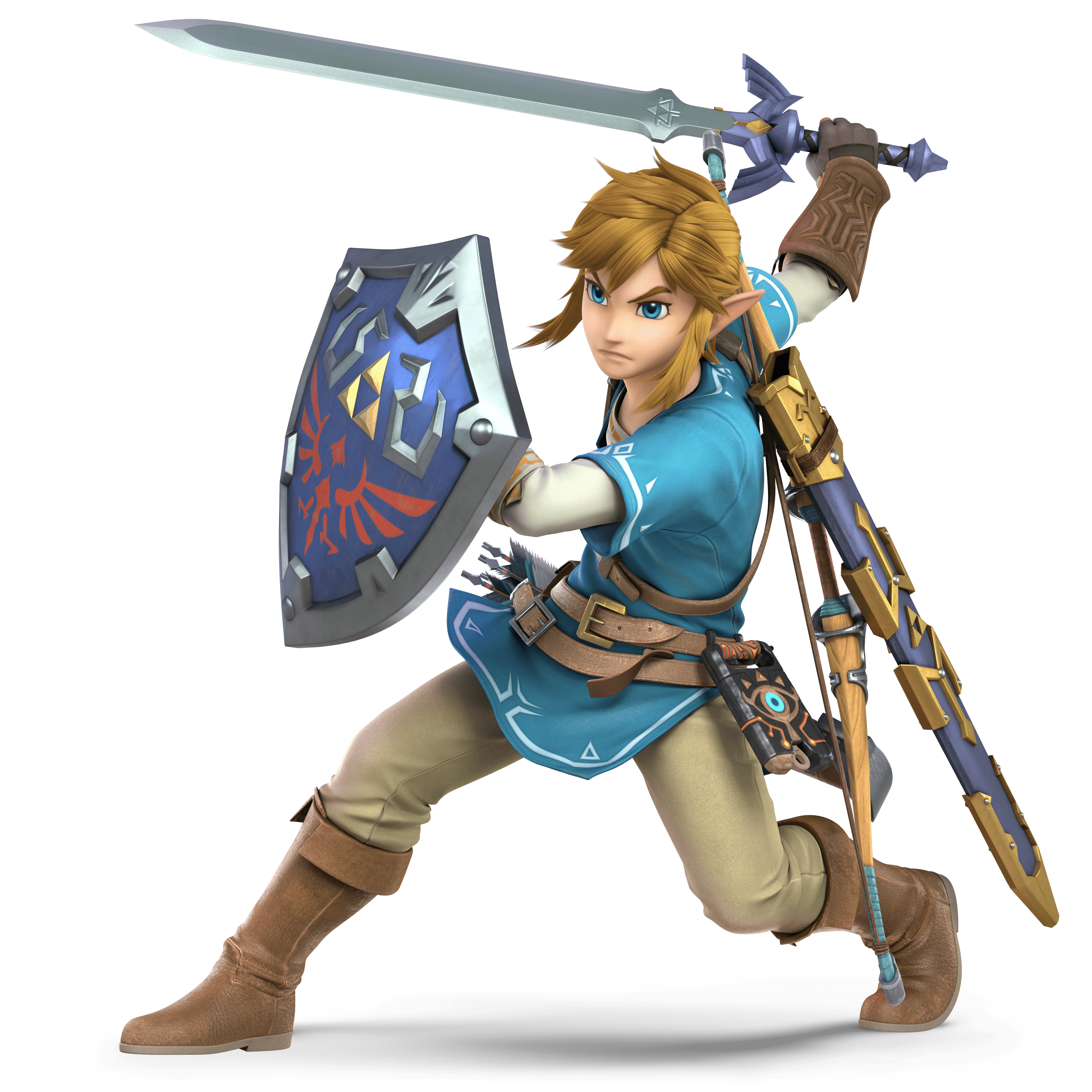 Major Technical Changes To Zelda Characters Movesets In