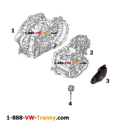 Diagram VW 02A Cases