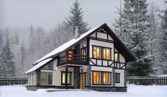 каркасний будинок