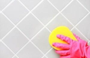 Прибирання - чистимо кахель