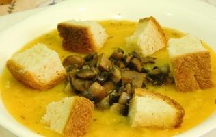 гарбузовий суп