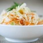 Як квасити капусту — найпростіший рецепт