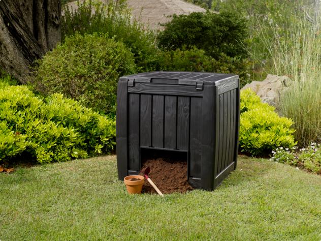 Сьогодні можна придбати готові компостні ящики