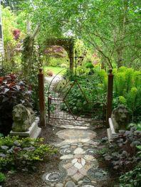 садові доріжки