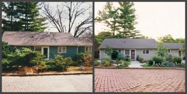 ландшафтний дизайн подвіря картинка 11 до і після