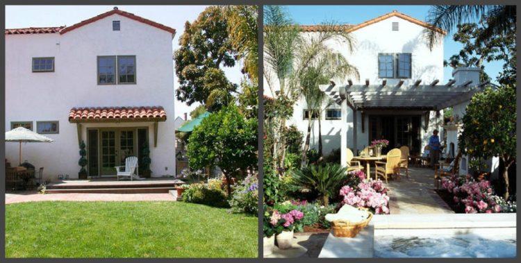 Ландшафтний дизайн подвір'я - до і після, фото 8