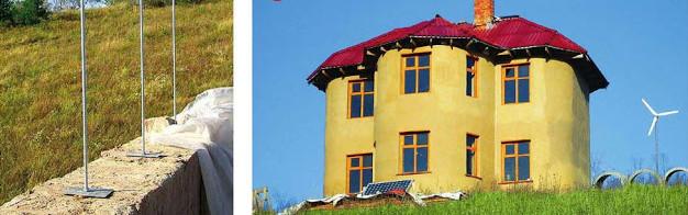 дешеві будинки з саману зображення 2