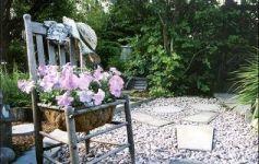 клумба стілець зображення 1
