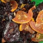 Цукати з кабачків – «цукерки» зі смаком літа