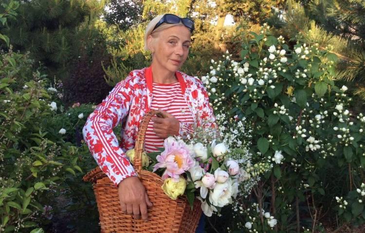 """Людмила Воропаєва - власниця саду """"Єва"""""""