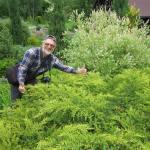 Три любові Віктора Ганущина: подорожі, фото, сад
