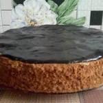 """""""Спартак"""" – шоколадно-медовий торт зі сметанним заварним кремом"""