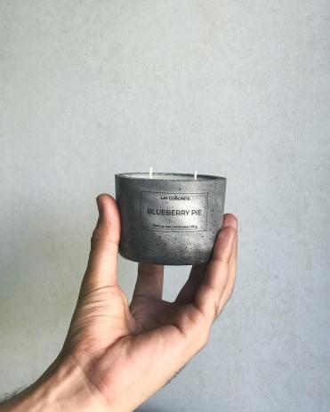 Свічки Lay Concrete Co