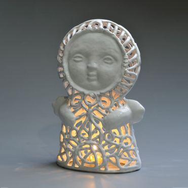 Нічник PYLNYK art ceramics
