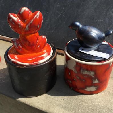Цукерниці PYLNYK art ceramics