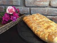 Закритий пиріг з капустою і грибами – кулеб'яка