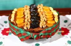 Традиційний англійський різдвяний торт своїми руками