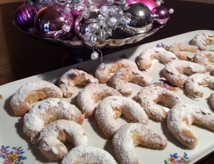 Віденське ванільне печиво