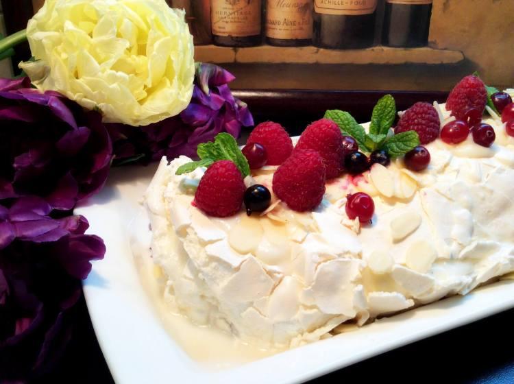 Десерт «Павлова», або солодощі для балерини