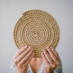 30 фото-ідей декору інтер'єру зі звичайної мотузки