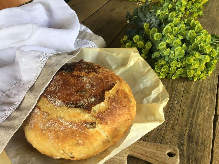 Хліб без замісу