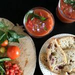 Освіжаючий гаспачо — суп для літньої спеки