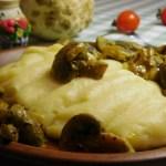 Корінь селери на гарнір, або Чим замінити картопляне пюре?