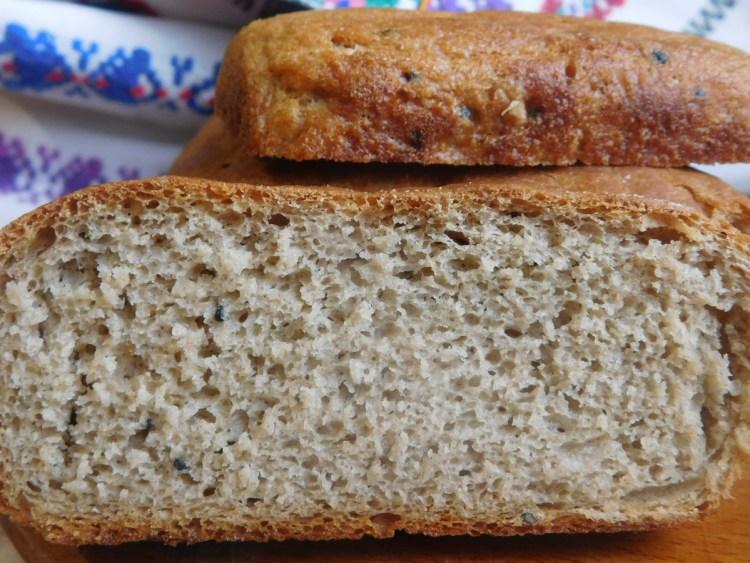Домашній хліб вважається готовим, коли його температура стане кімнатною