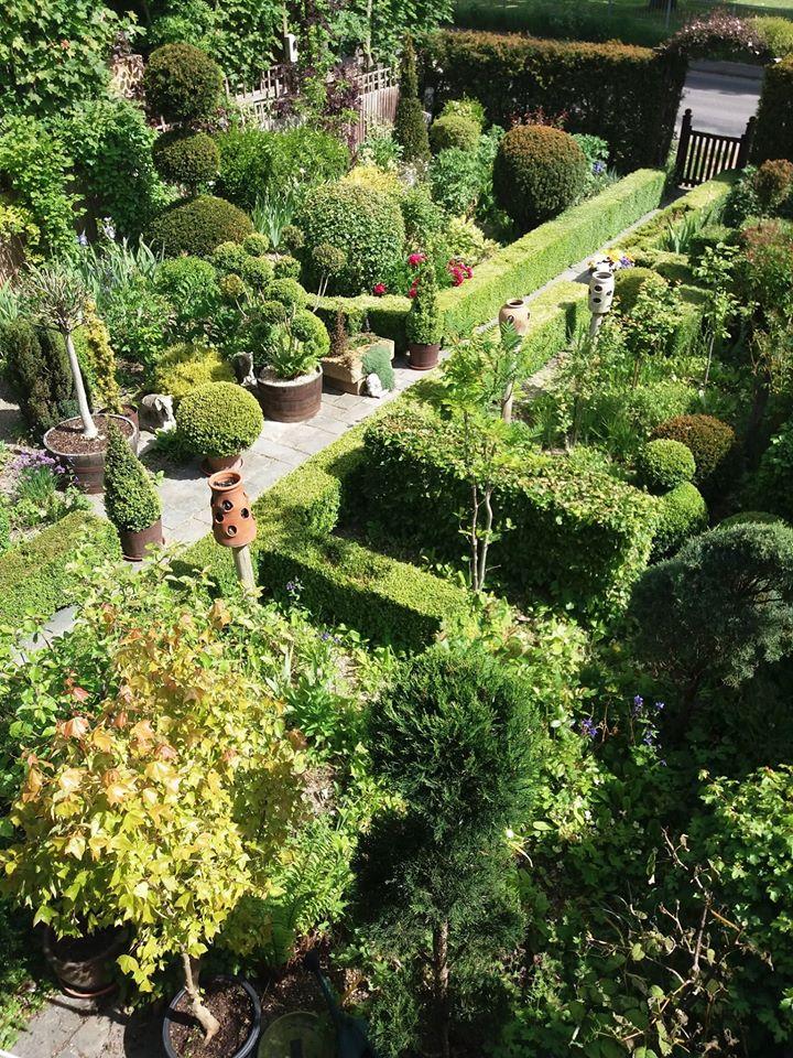 Переможець Front Garden (Палісадник) - Розмарі Флетчер з Данстабл
