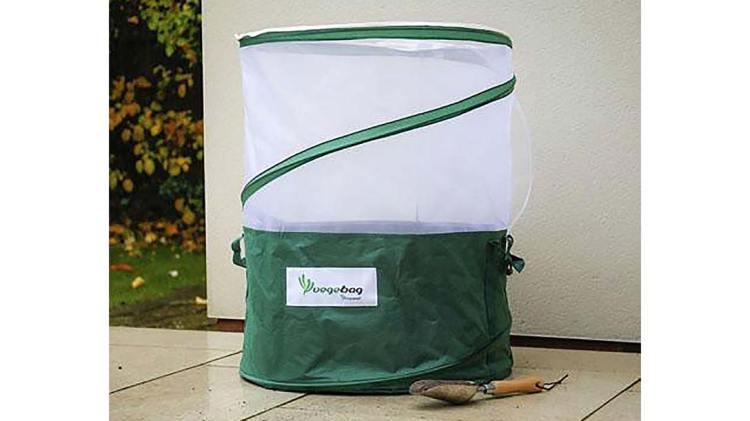 Vegebag від Vegepod - ідеальний розмір для городнього садівництва, балконів та внутрішніх двориків