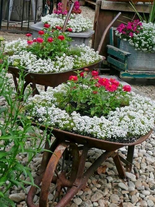 «Рухомий» декор для саду