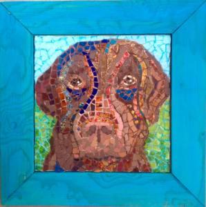 2017 zelfmaak mozaiekworkshop 6 uur hond lijst