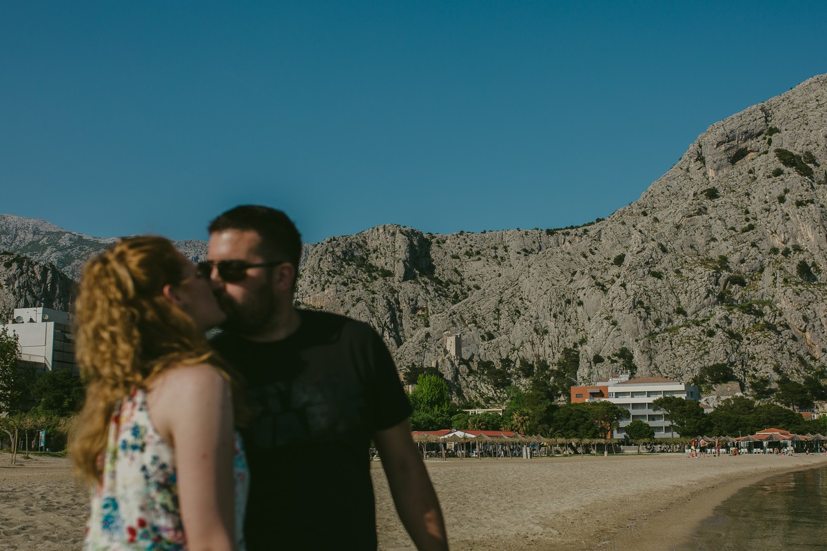 Omiš croatia wedding