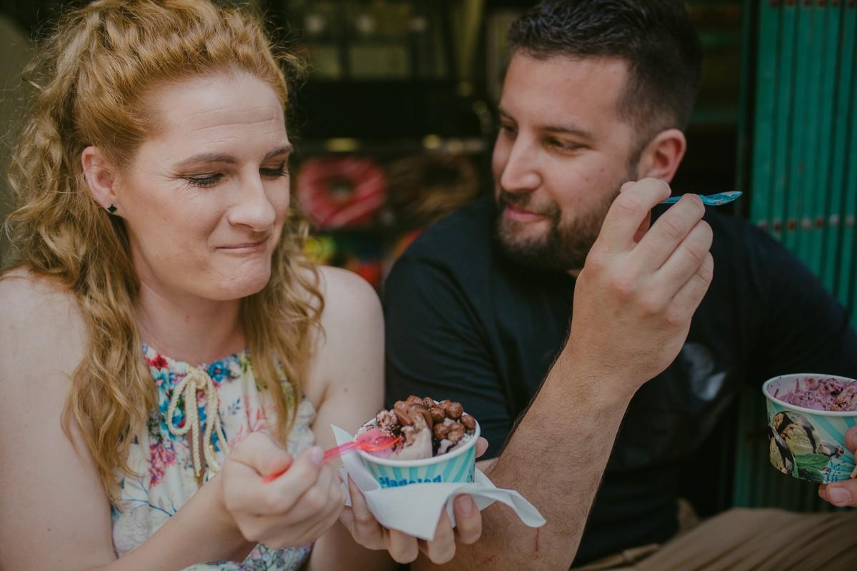 sladoled omiš