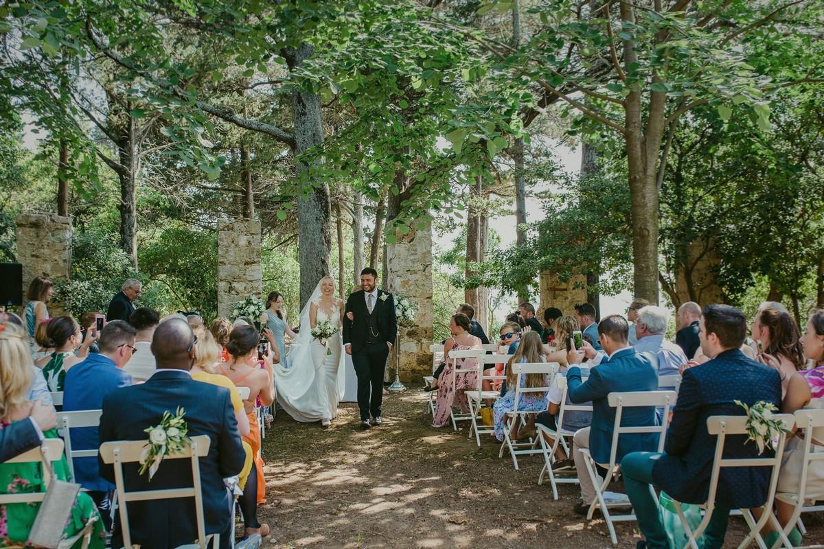 lokrum wedding