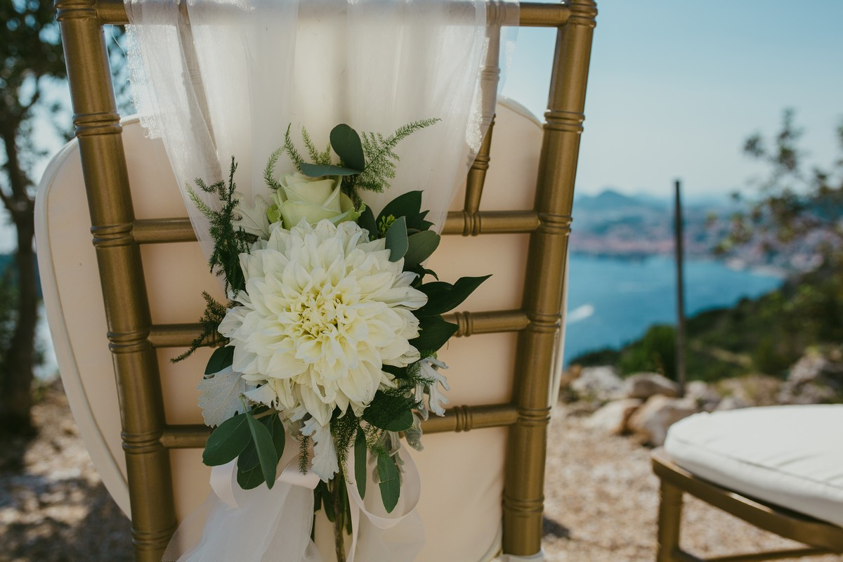 park orsula wedding decoration