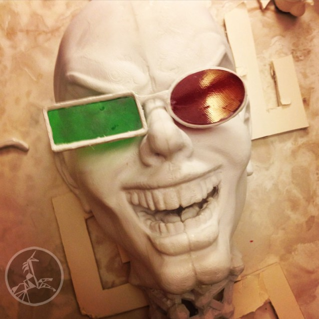 Spider Jerusalem Sculpture
