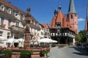 Michelstadt, in der Nähe vom Zeltnerhof, Urlaub auf dem Bauernhof