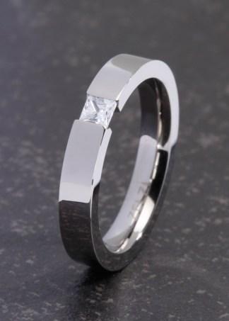 Ethimia titanium damesring