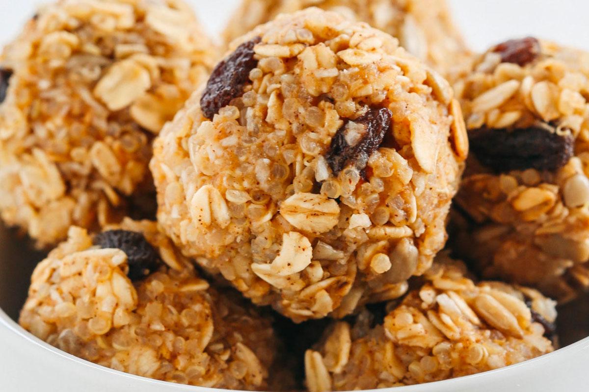 Boules energie au quinoa