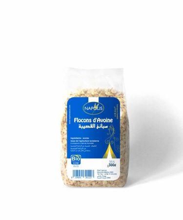 Flocons d'avoine Bio Tunisie