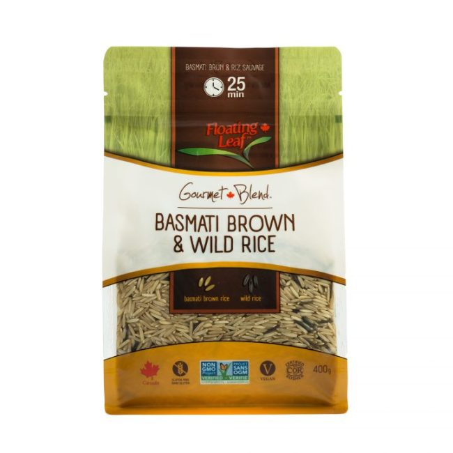 basmati brown wild rice