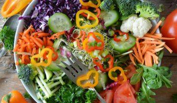 Recette : Salade beauté peau