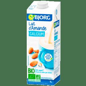 lait amande bio tunisie
