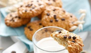 Recette Keto : Biscuits croustillants aux pépites de chocolat