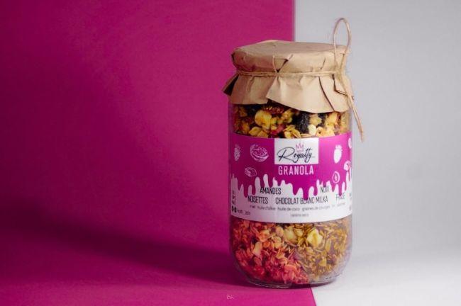 vente en ligne granola Tunisie