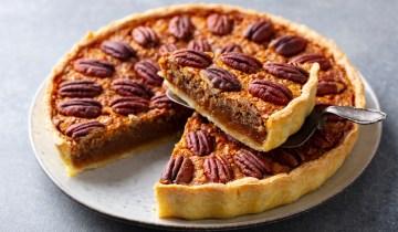 Recette : Tarte aux noix de pécan et au chocolat caramel